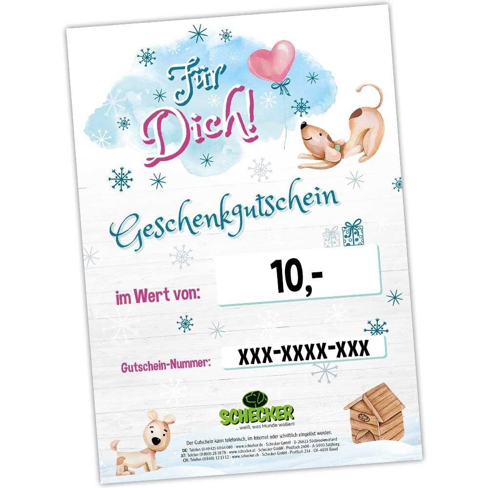 weihnachts geschenk gutschein schon ab 10 euro. Black Bedroom Furniture Sets. Home Design Ideas