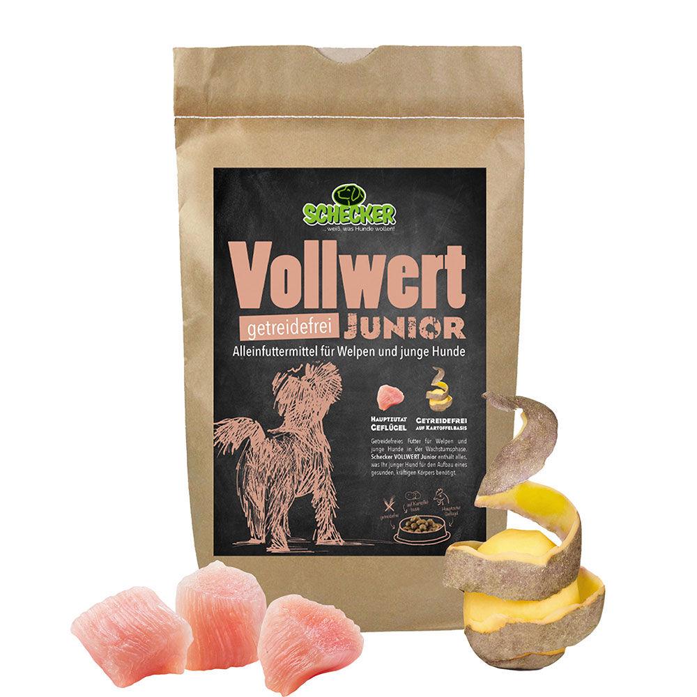 Vollwert-Junior, getreidefrei, 1,5 kg