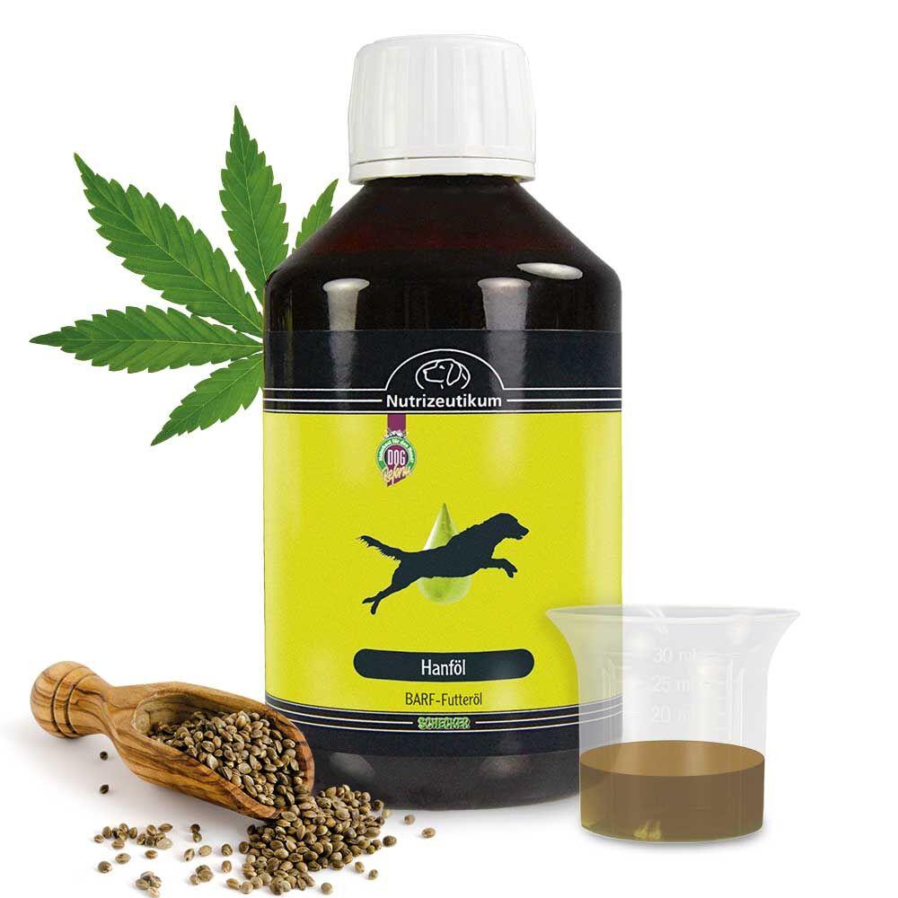 Hanföl 250 ml kann Juckreiz, Hautprobleme lindern und entzündungshemmend wirken