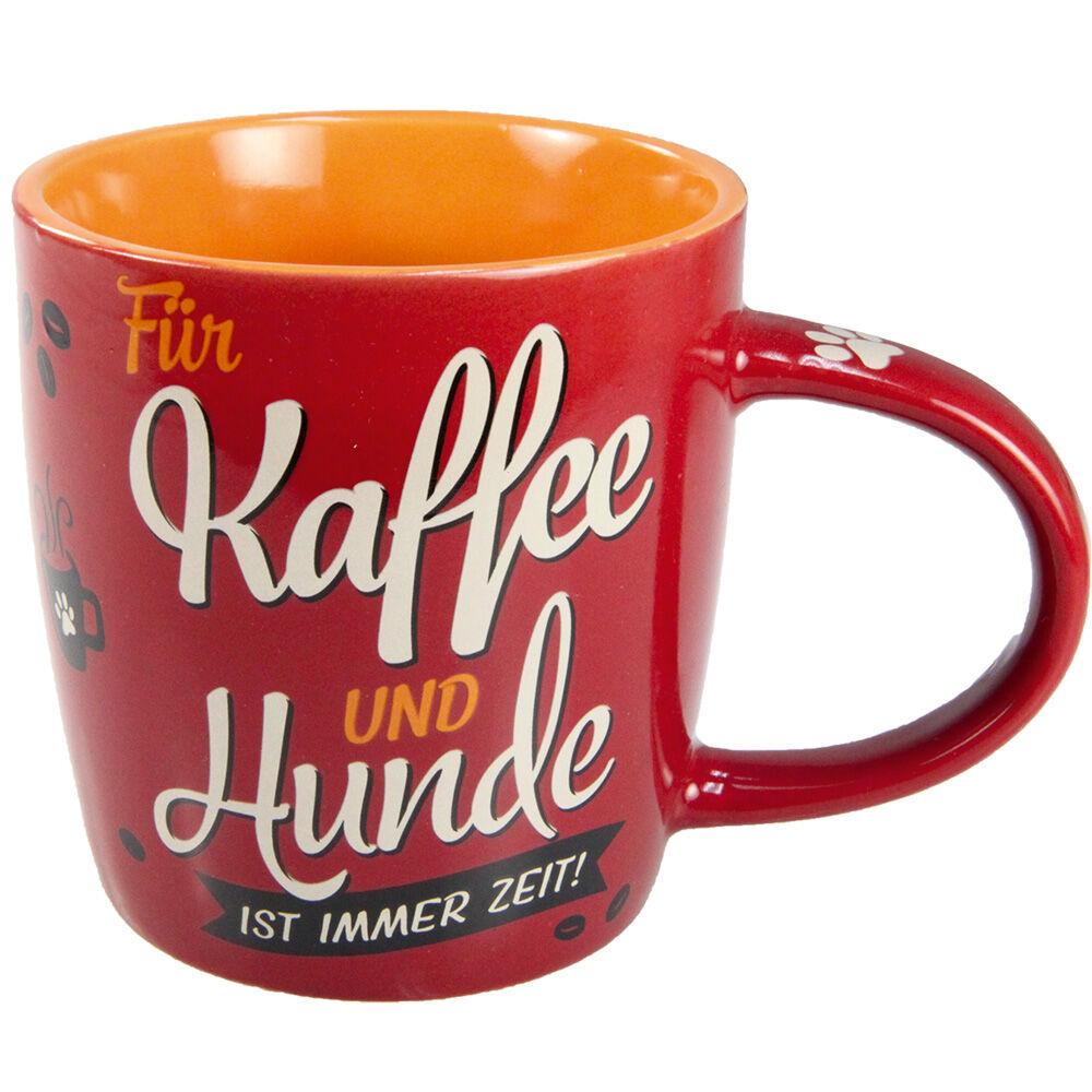 Nostalgic-Art Tasse Kaffee und Hunde. Schecker.de