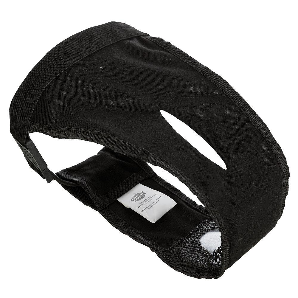 Hundeslip, Schutzhöschen, Hundewindel schwarz, Gr. 1