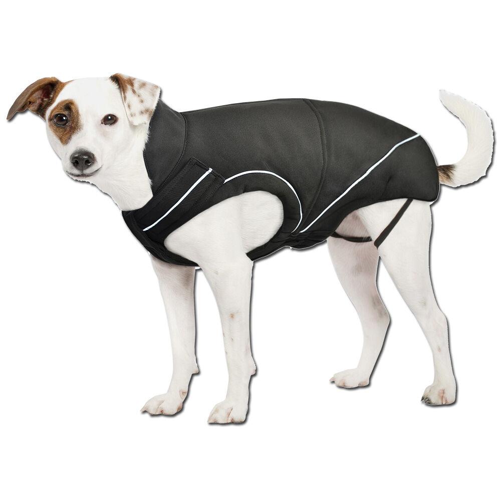 Dogbite Softshelljacke 65 cm - schwarz -