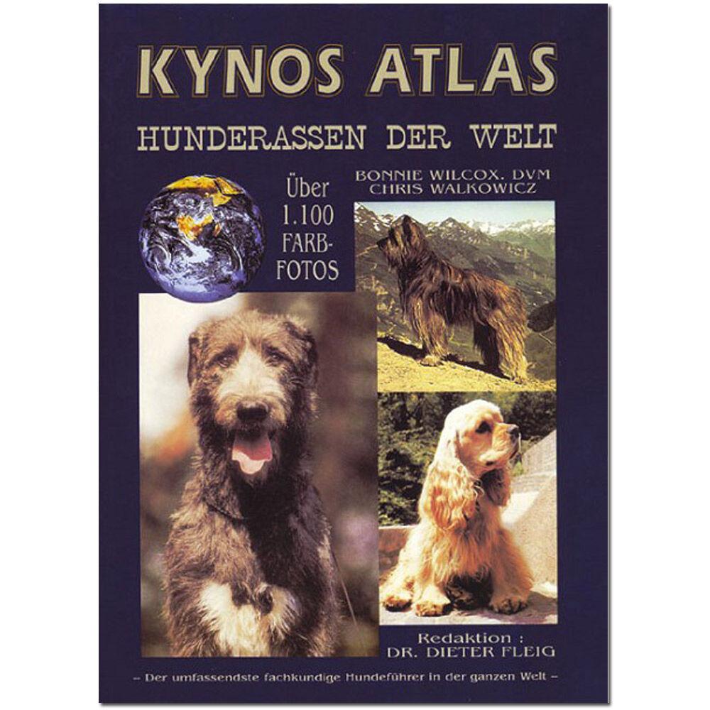 Kynos-Atlas: - Hunderassen der Welt jetztbilligerkaufen