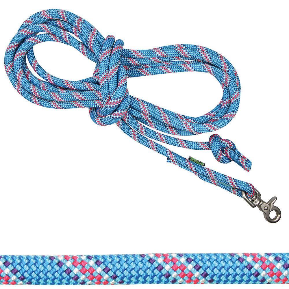 Hunde-Schleppleine Ultra 5 m, Farbe: Skydiver Blue