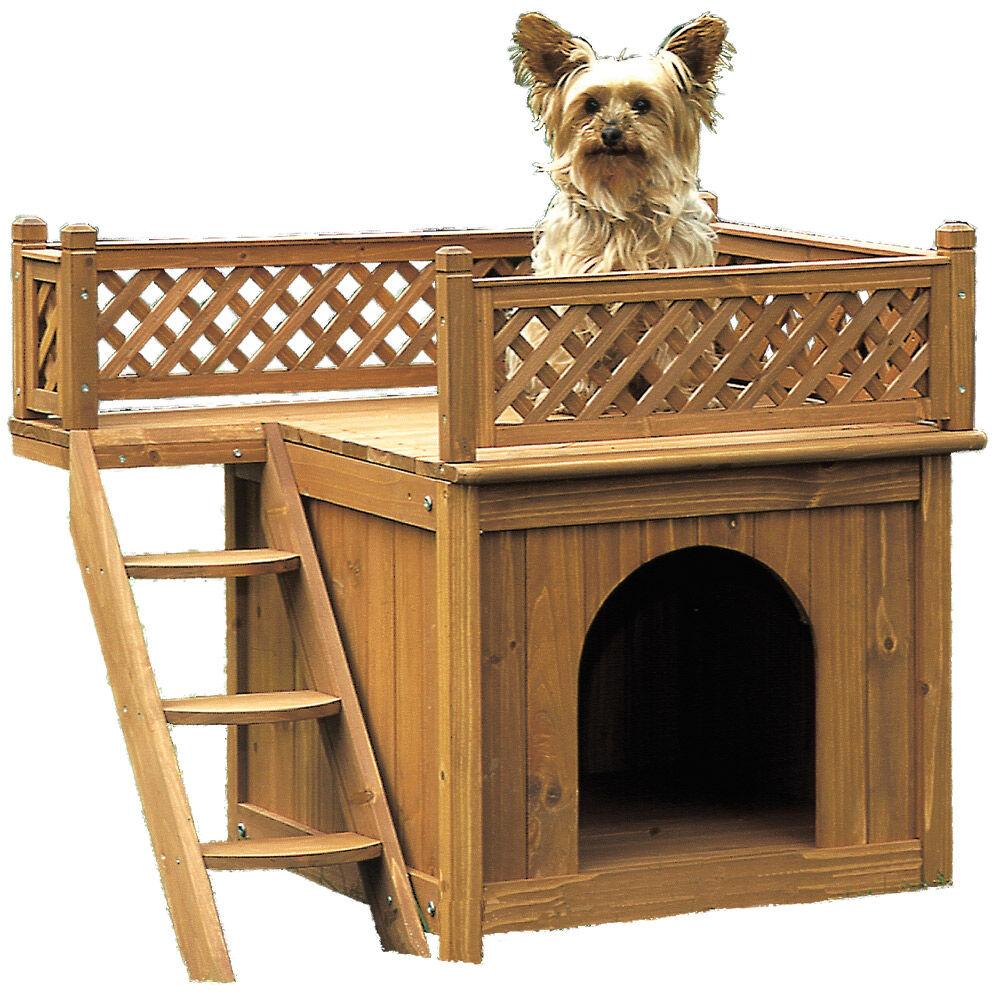 country h tte mod daisy b 72 t 53 h 63 cm hundeh tte ebay. Black Bedroom Furniture Sets. Home Design Ideas