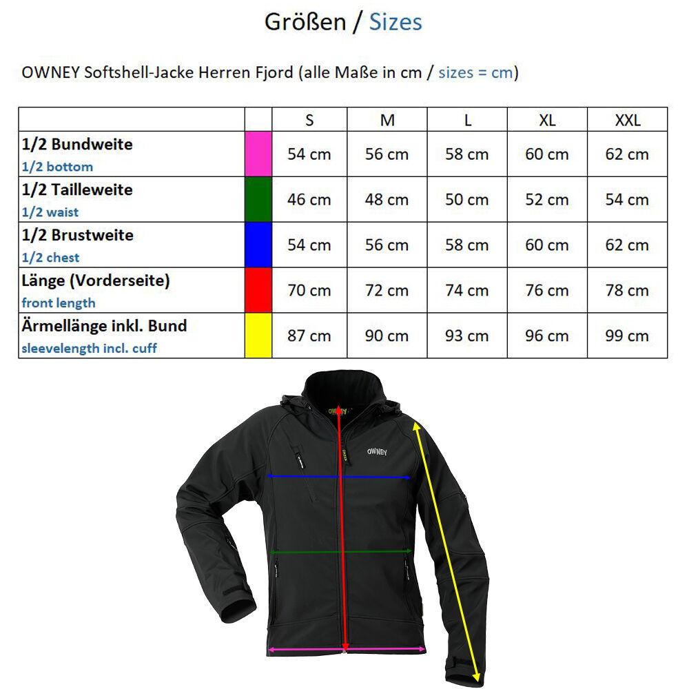 72299bd30a7188 OWNEY Softshell-Jacke Herren Fjord, schwarz. Schecker.de