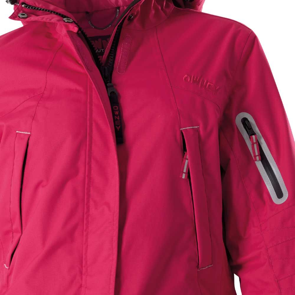 OWNEY Winterparka Damen Albany, grape Bild 2