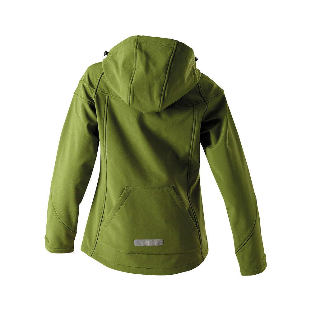 OWNEY Softshell-Jacke Damen Cerro, zedergrün  Bild 3