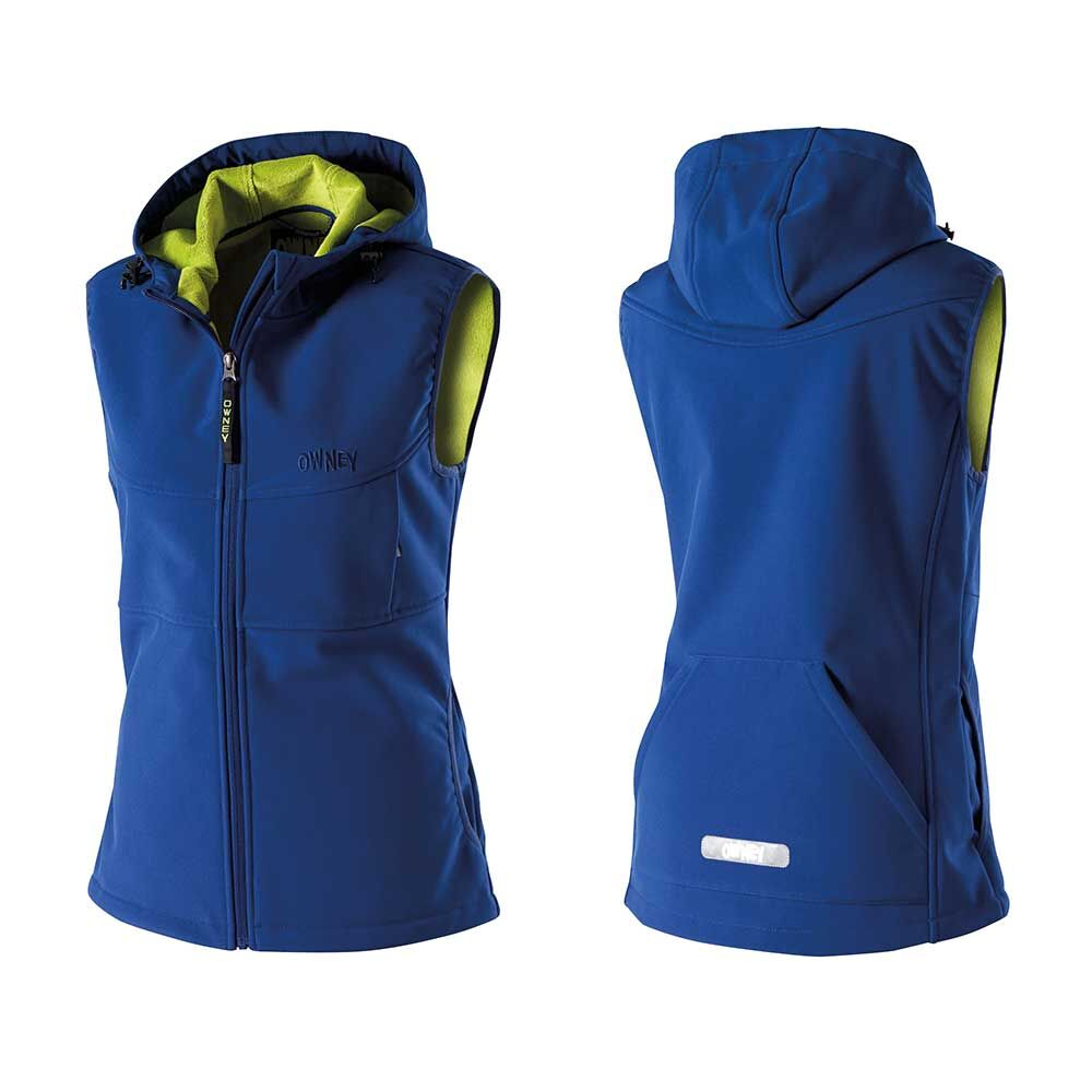 OWNEY Softshell-Weste Damen Yunga, royal blau Bild 3