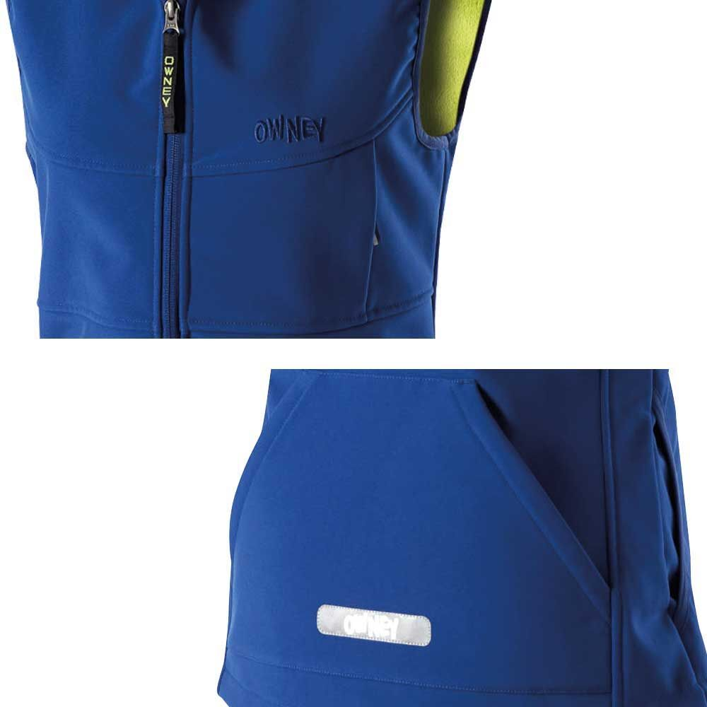 OWNEY Softshell-Weste Damen Yunga, royal blau Bild 5