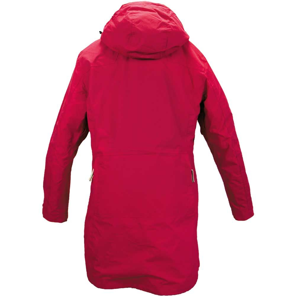 OWNEY Damen-Parka Arnauti, vintage red Bild 3
