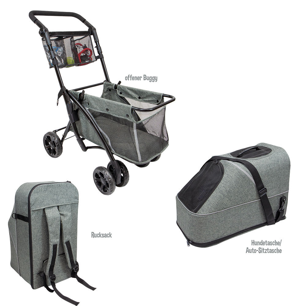 Pet Buggy Deluxe Bild 2