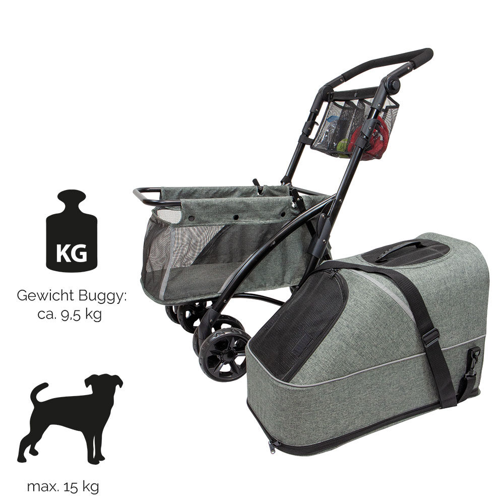 Pet Buggy Deluxe Bild 3