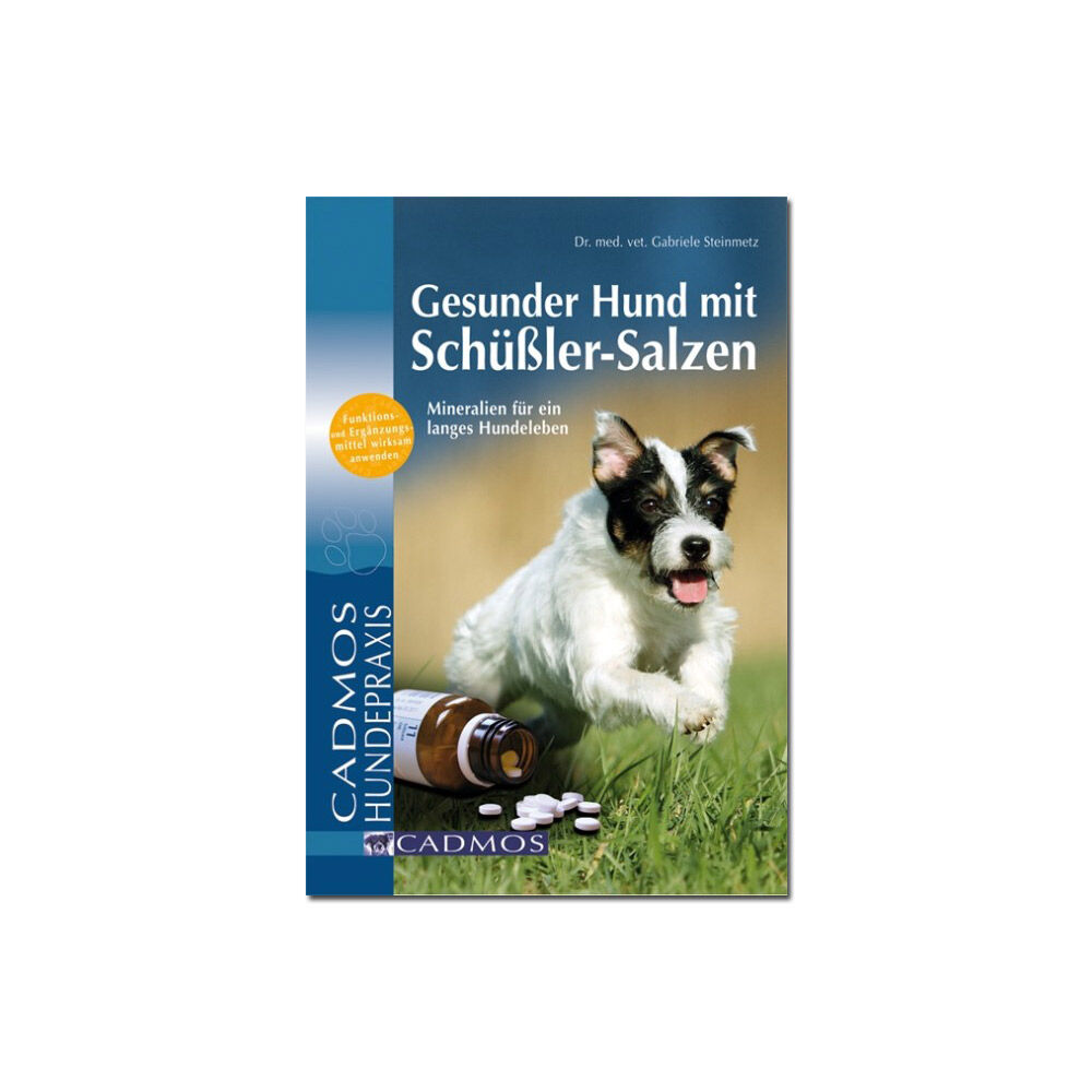 Gesunder Hund mit Schüßler-Salzen jetztbilligerkaufen