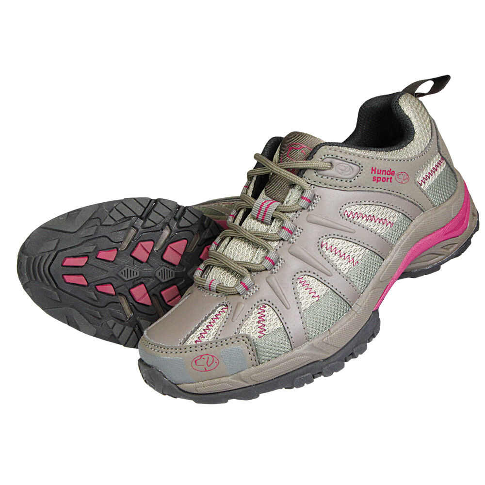 HundeSport®-Schuh DogContest, Unisex-Modell; Farbe: Taupe