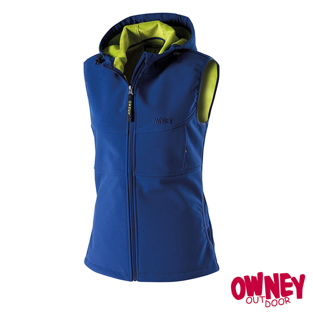 OWNEY Softshell-Weste Damen Yunga, royal blau