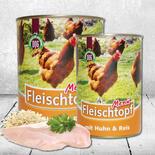 DOGREFORM Fleischtopf-Menü mit Huhn & Reis, Nassfutter bei Schecker