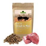 Basis Strauß & Mais, Trockenfutter bei Schecker