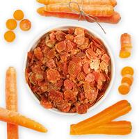 DOGREFORM Karotten-Flakes