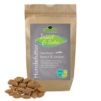 Hypoallergen Insect & Lecker Trockenfutter