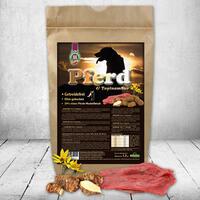 Pferd & Topinambur, 1,2kg (Hundefutter, Trockenfutter)