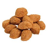 Vegan-Kekse mit Karotten