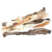 Hundesnack Kaninchenohren mit Fell