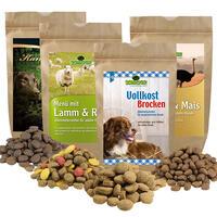 Testpaket für ausgewachsene Hunde, Trockenfutter