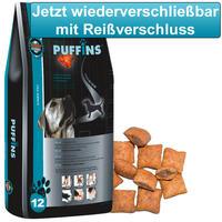 Fleisch PUFFINS® Senior & Light, Trockenfutter ...