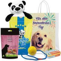Für den besonderen Tag-Tüte für Hunde