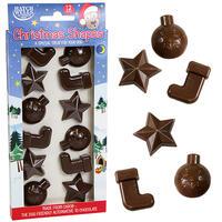 Carob Weihnachtsfiguren
