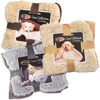 SCRUFFS® Snuggle Hunde-Decken