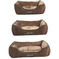 Scruffs® Chester Box Bett - Chocolate -
