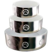 Keramiknapf - Silberpfote
