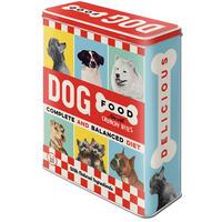 Nostalgic-Art Vorratsdose XL Dog Food Crunchy Bites