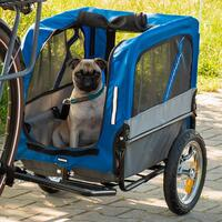 Pet Traveler Fahrradanhänger S