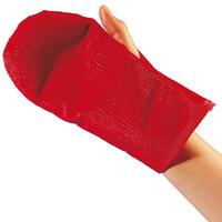 Fussel Handschuh für große Flächen