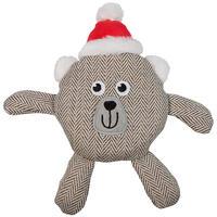 Hunde-Weihnachtsspielzeug Flatty