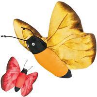 Hunde-Spiel-Schmetterling