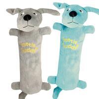 Hundespielzeug - Plüschhund Bottle Buddy