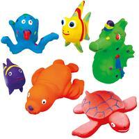 Hundespielzeug - Latex-Meeresspielzeuge