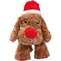 Weihnachts-Spielhund Willi L