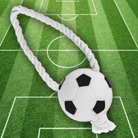 Ball mit Seil