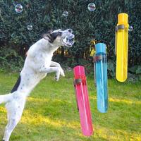 Seifenblasen-Spiel für Hunde