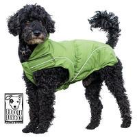 DogBite Winterjacke, Farbe: Grün