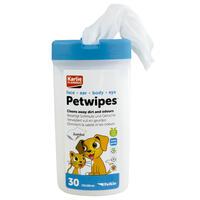 Hunde-Kombi-Pflegetücher