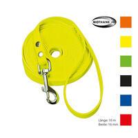Schecker Biothane® Schleppleine mit Handschlaufe, 10 m / 16mm