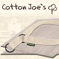 Cotton Joe`s Hunde (Schlupf-) Halsbänder, Farbe: natur-beige