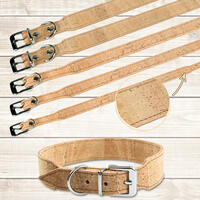 Kork-Halsband - Rustic