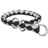 Cavoflex Zugstop-Halsband - rund, Farbe schwarz